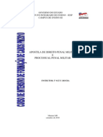 Apostila de Direito Penal e Processual Militar