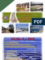 Materi Sosialisasi UU 2/2012