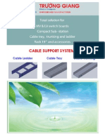 Cable Support System
