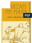 Tarzan on Mars