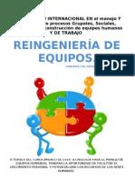 CERTIFICACIÓN INTERNACIONAL EN el manejo Y facilitación de procesos Grupales