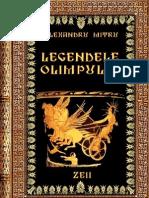 Alexandru Mitru - Legendele Olimpului Vol 1