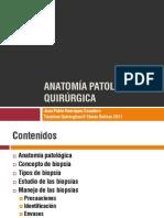 9. Anatomía patológica quirúrgica