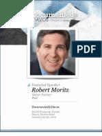 Robert Moritz is Documented@Davos