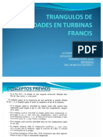 Triangulo Velocidades Turbina McPaco