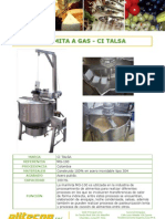 Marmita a Gas Citalsa