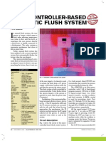 Automatic Flush System