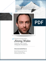 Jimmy Wales SOPA Panel Transcript