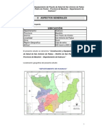 Perfil Puesto Medico Huanuco