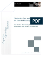 Data Domain Disaster Recovery