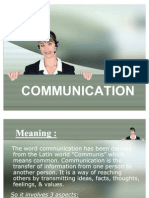 Communication(14)