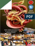 Gran Torneo Internacional de Artes Marciales Aguascalientes