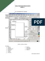 Modul Desain Grafis Tool