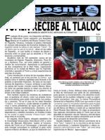 Kgosni 96-Tumin Recibe Al Tlaloc