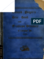 Colored People's Blue-book and Business Directory of Chicago, Ill (1905)