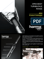 HAMMA Regatta Catalogue (2012)