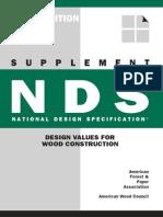 2005 NDS Supplement