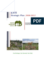 Kws Strategic Plan