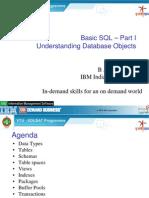 SQL Basics 1 Presentation