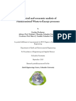 Thesis_Ducharme_2010_Technical and Economic Analysis of Plasma-Assisted Waste-To-Energy Processes