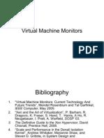 Virtual Machine Technology 71