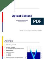 Sri Rama Prasanna Pavani- Optical Solitons