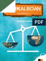 """Nº4 - Edukalboan """"Bidezko merkataritza"""" (en euskera)"""