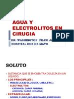 2) Balance Hidroelectrolítico (bis)