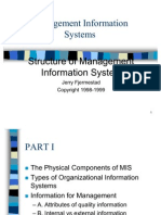 Structure of Is