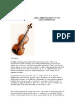 Violin Partes
