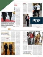 """""""L'habit fait l'Elio"""", Trends-Tendances, 2 février 2012"""