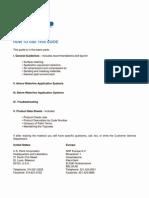 Alodine Application Guide