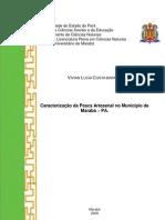 Caracterização da Pesca Artesanal no Municipio de Marabá - PA