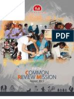 INDIA_NRHM Common Review Mission - Fifth Report
