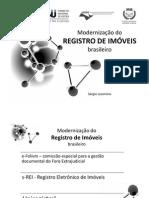 Registro de Imóveis - modernização e gestão documental