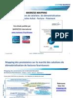 Mapping de prestataires - Dématérialisation de la chaîne de factures fournisseurs - Chaîne achat-facture-paiement - MARKESS International