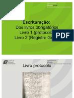 Registro de Imóveis - protocolo e matrícula