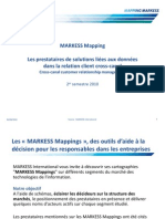 Mapping de prestataires