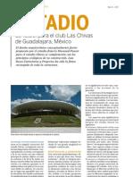 Estadio Chivas Arte y Cemento