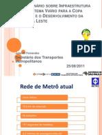 Secret Aria Estadual de Transportes_COPA