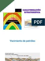 Caracterización Estratigráfica
