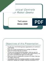 Practical Controls