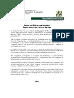 Comunicado Ciencias Marinas Febrero 2012