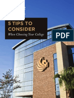 5 Tips to Consider