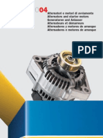Alternators and Starting Motors