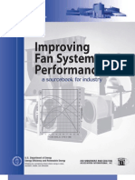 Improving Fan System Performance