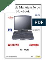Apostila Arquitetura - Curso de Manutenção de Notebook