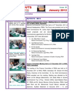 Pakscouts Newsletter January 2012-(monthly)