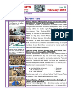 Newsletter Feburary 2012