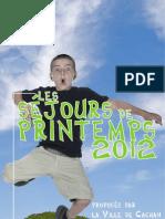 SejoursPrintemps2012